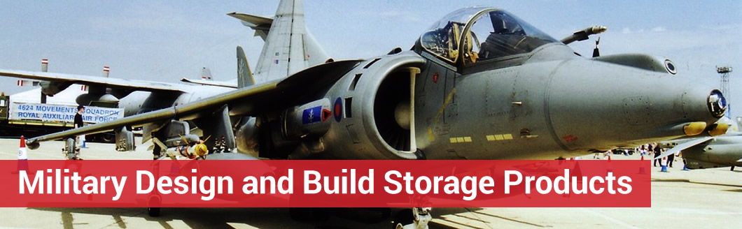 Military Design and Build Storage Products 2