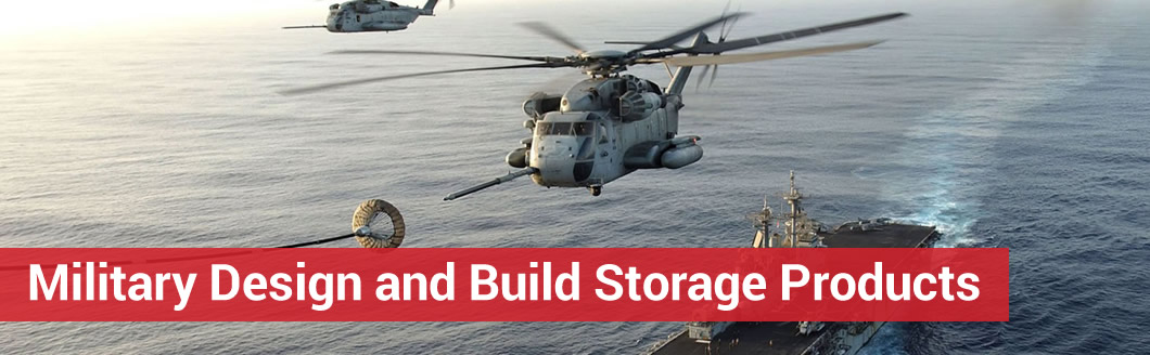 Military Design and Build Storage Products 3